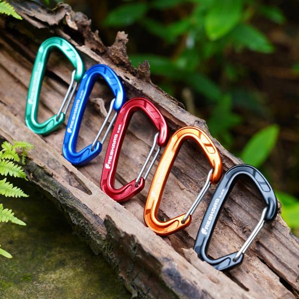 3kn wiregate carabiner 5 colours